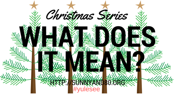 Christmas Series Graphic