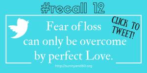 #recall12 June tweet 1